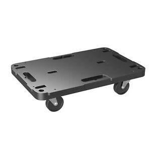 Costway Furniture Dolly Interlocking Edge Mobile Roller 1200lbs Weight Capacity