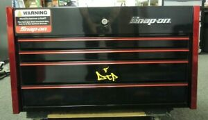 Snap On Krl751 36 Four Drawer Single Bank Masters Series Top Chest Local Pickup