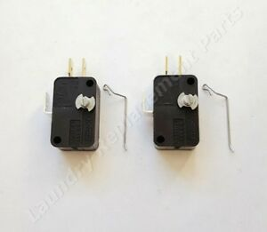 2 Pack Dexter Washer And Dryer Coin Drop Switch Kits Part 9732 126 001 New