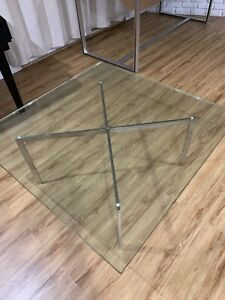 Early Barcelona Coffee Table By Mies Van Der Rohe