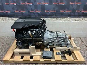 2020 Ford Mustang Gt Gen 3 Coyote 5 0 Engine 10r80 Auto Trans Liftout 373 Miles