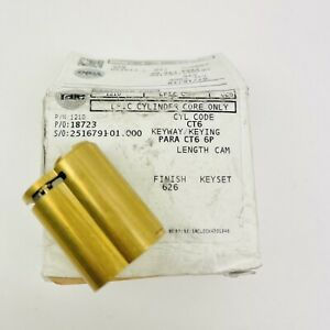 Yale 1210 Lfic Cylinder Core Only