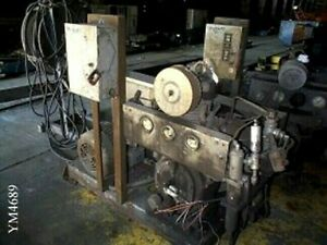 15 Hp 3 500 Psi Ingersoll Rand Industrial Air Compressor used