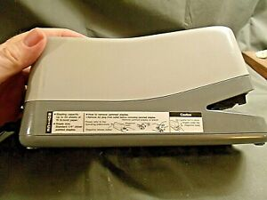 Panasonic Electric Stapler As 302n Does Up To 20 Sheets