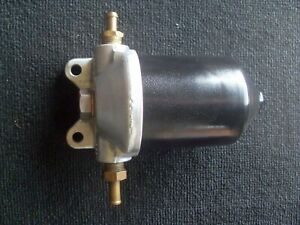Vintage Canister Style Fuel Filter