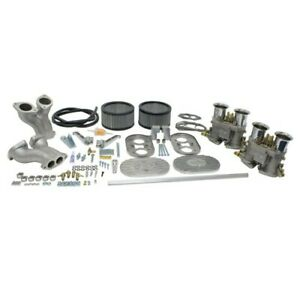 Dual 45mm D Series Carb Kit Deluxe Kit Dunebuggy Vw