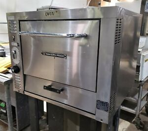 Bakers Pride Gas Oven