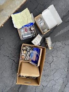 Vw Beetle Bug Type Parts Lt Nos And New Lot Of Parts 1960s 1970s Volkswagen
