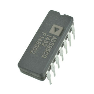 Ad595cq Thermocouple Amplifiers Ic Analog Devices Cdip 14 Ic