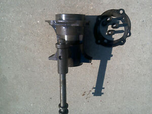 Good 1949 Ford 8n Tractor Transmission 3pt Hitch Rock Shaft Lift Piston Assembly