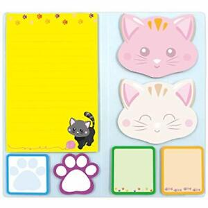Cat Sticky Notes Set Notepads For Cat Lovers Office School Kids Gift 210 Sheets