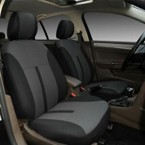 Quality Fabric Front Seat Covers Compatible For Volvo Vehicles