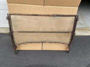 1926 1927 Model T Ford Roadster Touring Windshield Frame And Stanchions Rare