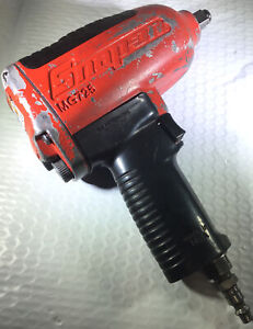 Snap On Mg725 1 2 Super Duty Pneumatic Impact Wrench