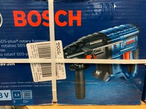 Bosch Bulldog Core18v amp 3 4 in Sds plus Variable Speed Rotary Hammer Drill
