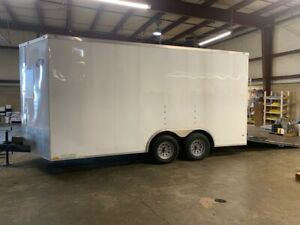 Used 16ft Spray Foam Insulation Trailer With Equipment