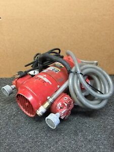 Gast 1vbf 25 m100x Vacuum Pump For Core Drill Rigs Tested Working
