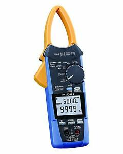 Hioki Ac Dc Clamp Meter Cm4376 Ac Dc 1000a Bluetooth Tracking Number New