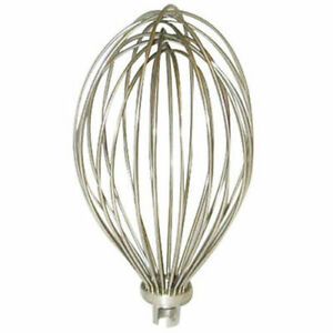 Wire Whip For Hobart 10 Qt Mixer C100 Stainless Steel