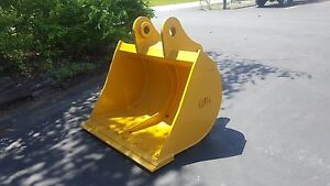 New 48 Ditch Cleaning Bucket For A Caterpillar 318b