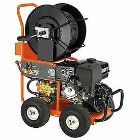 General Wire Gas Water Jet Drain sewer Cleaning Machine W 200 X 3 8 hose Cm 300