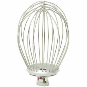 Wire Whip For Hobart A120 Stainless Steel 12 Qt Mixer
