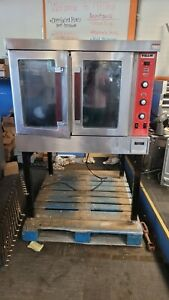 Vulcan Vc5gd Lp Gas Convection Oven Single Deck With Casters