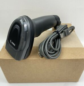 Zebra Ds8108 Series 2d Handheld Scanner Imager With Usb Cable Ds8108 sr 800 Mhz