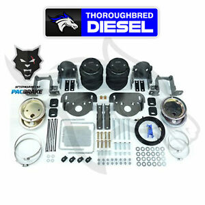 Pacbrake Air Bag Suspension Kit For 2020 2021 Ford F 250 F 350 Super Duty 4wd