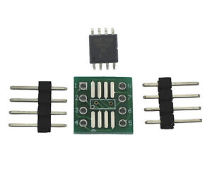 Attiny13a Su Smd With Soic8 Breakout Board And Headers Usa Comb Ship