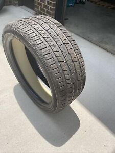 Used 275 40r22 Continental Crosscontact Lx Sport 108y 8 32