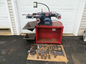 Ammco 4000 Disc Drum Brake Lathe With Tooling And 6950 Twin Facing Tool