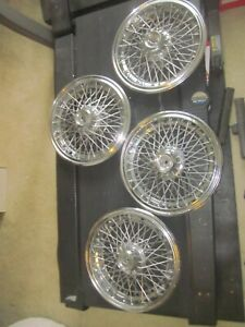 Vintage 80 90 S Gm Universal 14 In Factory Wires Buick Olds Chevy Pontiac More