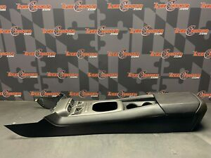 2011 Chevrolet Camaro Ss Oem Center Console W Auxiliary Gauges Gauge Pack