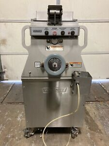Hobart Mg1532 150 Pound Meat Mixer Grinder W Foot Pedal Works Great