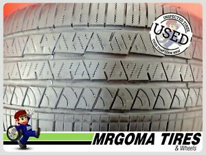 1 Continental Crosscontact Lx Sport 275 40 22 Used Tire 77 Rmng 108y 2754022