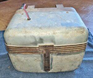 Vintage Car Heater Works New Wiring Deluxe Red Head Heater Vintage Truck