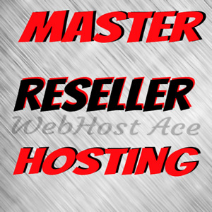 Unlimited Master Reseller Plan Start Your Own Hosting Business 1st 90 Days 7 50