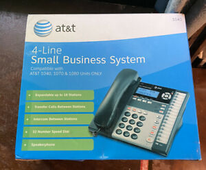 At t 1040 4 line Small Business System Compatible W 1040 1070 1080