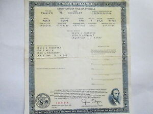 1975 Chevrolet Monza Coupe Barn Find Historical Document