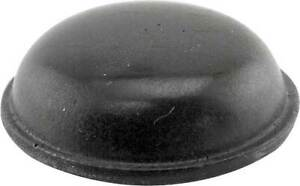 Model T Ford Electric Horn Button Black Plastic Authentic Reproduction