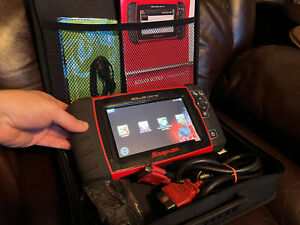 Snapon Solus Ultra 20 4 2 Diagnostic Full Function Scan Tool Eesc318 Euro Asian