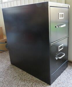 hon File Vertical File Cabinet 2 Drawers