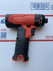 Snap On Brushless Screwdriver Cts825 Please Read Description
