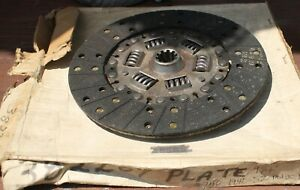 1940 1941 1946 1947 48 1949 1950 1951 1952 Dodge Plymouth Clutch Disc 382207 Br