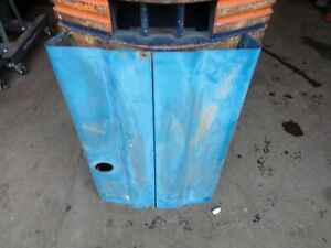Ford 3000 Tractor Original Hood Covers Cover