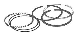 Piston Ring Set Ford 4 Cylinder Tractor 500 600 700 2000 Part No 2c7501