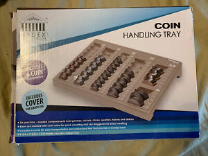 Nadex Coin Handling Tray Bank Teller And Change Counter Coin Counting And S