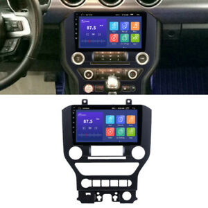For 2015 2016 2017 Ford Mustang 9 Inch Android 10 Stereo Radio Player Head Unit