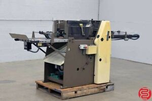 Rosback Stitcher Trimmer And Feeder Assembly 1994 Late Model